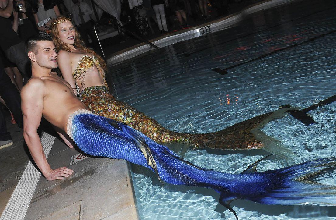 Mermaid von WENN - Bildquelle: FayesVision/WENN.com