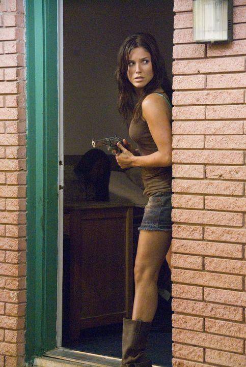 Im Visier eines eiskalten Killers, der alles daran setzt, sie zu seinem nächsten Opfer zu machen: Grace (Sophia Bush) ...