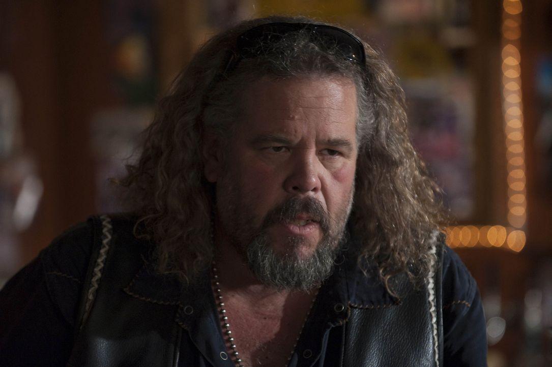Bobby (Mark Boone Junior) will Clay und Jax bei ihrem Rachefeldzug gegen Zobelle und seine Leute helfen ... - Bildquelle: 2009 Twentieth Century Fox Film Corporation and Bluebush Productions, LLC. All rights reserved.