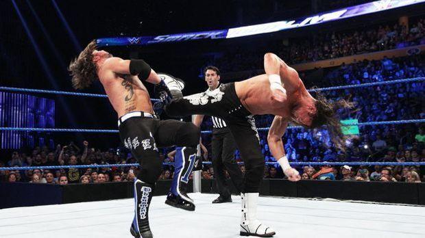 WWE SmackDown vom 29. Juli