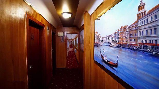 hotel orient express wohnen wie im historischen zug. Black Bedroom Furniture Sets. Home Design Ideas