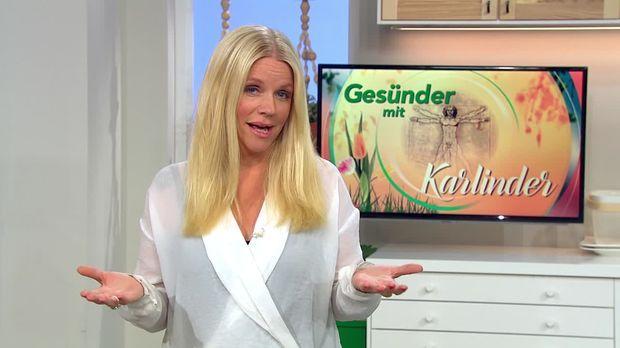 Gesünder mit Karlinder: Tipps gegen Hämorrhoiden, Schluckauf und Tränen