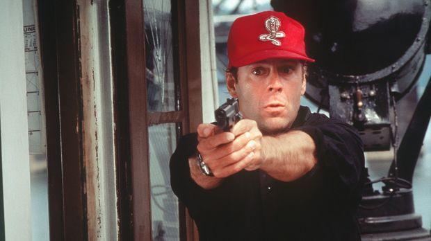 Auf der Jagd nach einem pathologischen Frauenmörder: Tom Hardy (Bruce Willis)...