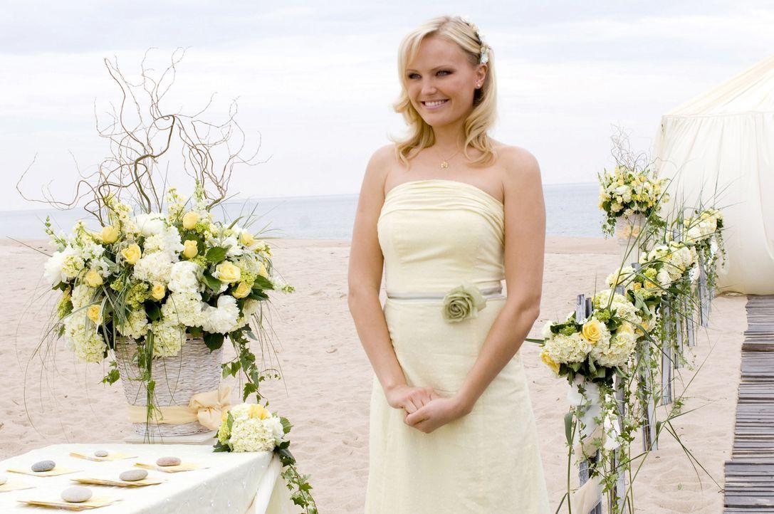 Janes jüngerer Schwester Tess (Malin Akerman) reichen lediglich drei Wochen und schon ist sie verliebt, verlobt, verheiratet ... - Bildquelle: Twentieth Century Fox Film Corporation