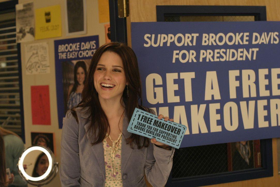 Brooke (Sophia Bush) versucht, ihre Kontrahentin Erica aus dem Rennen zu werfen ... - Bildquelle: Warner Bros. Pictures