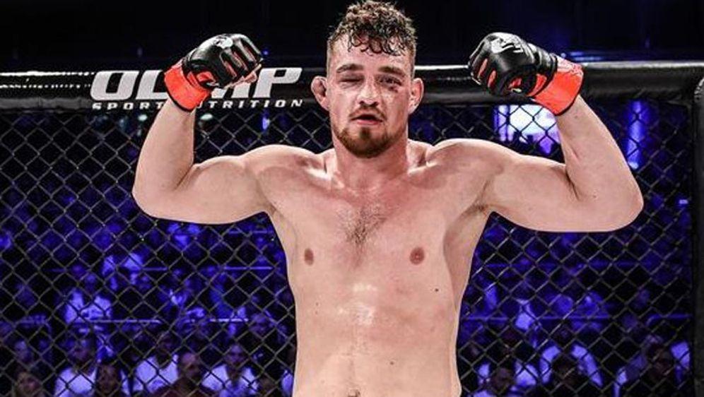 Der Düsseldorfer Mohamed Grabinski spekuliert mit einem Wechsel zur UFC - Bildquelle: GMC