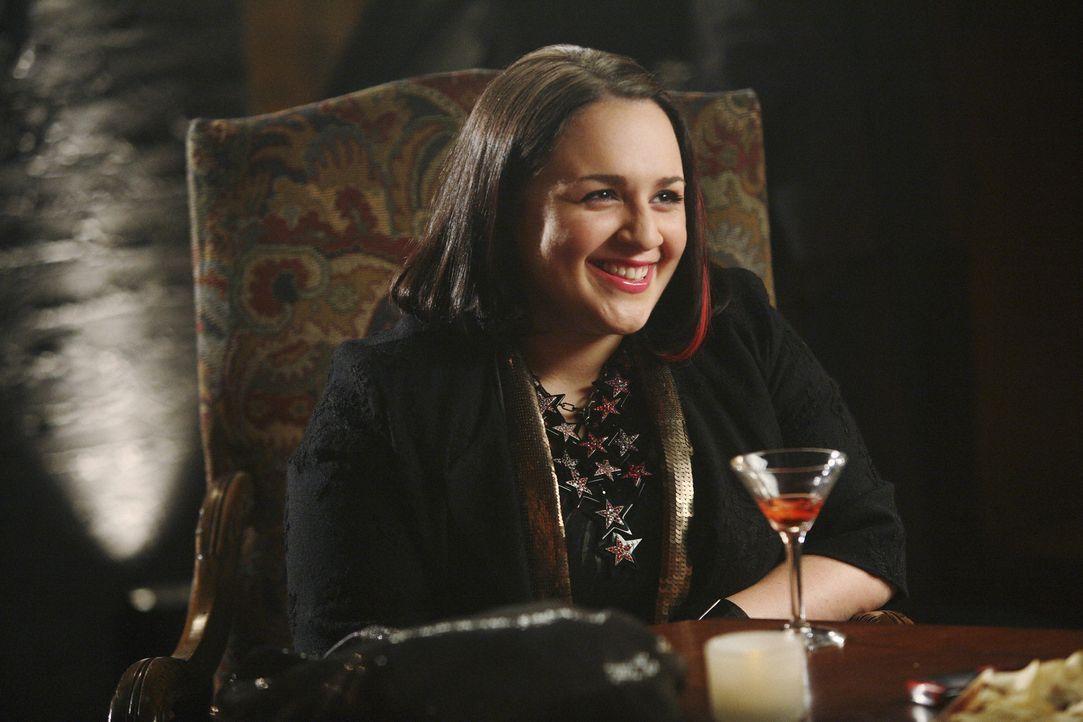 Der ELLE-Mitarbeiterin Teri (Nikki Blonsky) gelingt es, mit einem fiesen Trick die naive Betty übers Ohr zu hauen ... - Bildquelle: 2008   ABC Studios