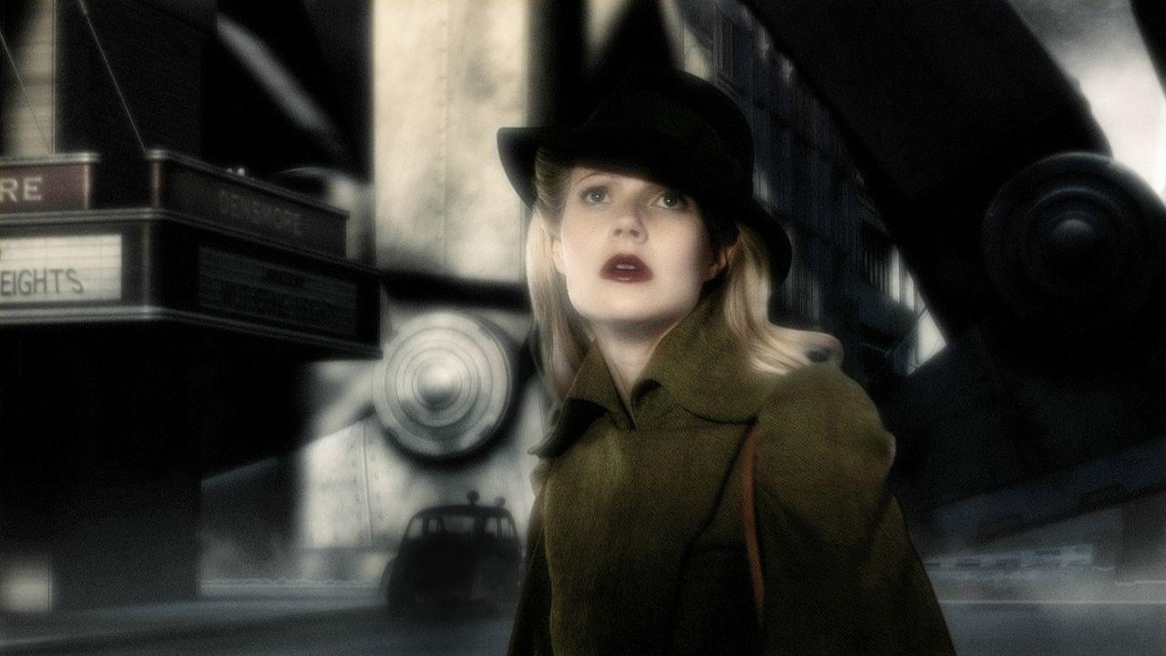 """New York 1939 am Vorabend der Katastrophe. Rund um den Erdball verschwinden die berühmtesten Wissenschaftler spurlos. Einzig """"Chronicle""""-Reporterin... - Bildquelle: TM & Copyright   Brooklyn Films II And Filmauro S.R.L."""