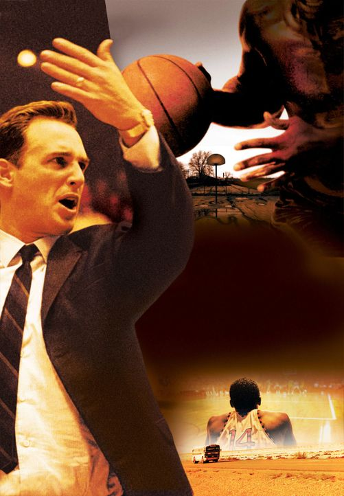 Spiel auf Sieg - Artwork - Basketballtrainer Don Haskins (Josh Lucas) ahnt nicht, dass er Sportgeschichte schreiben wird, als er 1961 die Texas West... - Bildquelle: Disney Enterprises, Inc / Bruckheimer Films.  All rights reserved