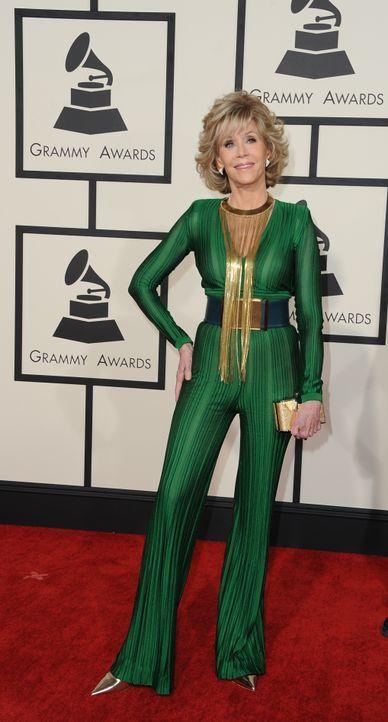 Jane Fonda  - Bildquelle: VALERIE MACON  AFP
