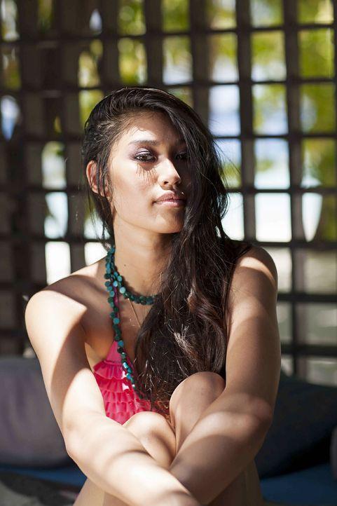 GNTM-Stf10-Epi13-Bikini-Shooting-Malediven-25-Anuthida-ProSieben-Boris-Breuer - Bildquelle: ProSieben/Boris Breuer