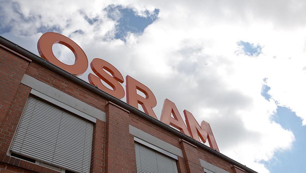 Osram baut Standorte in Deutschland aus - Bildquelle: dpa