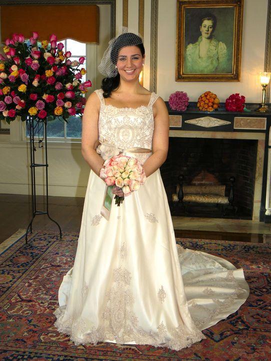 Auch Vincenza möchte die perfekte Hochzeit feiern und die traumhafte Hochzeitsreise gewinnen ... - Bildquelle: Richard Vagg DCL