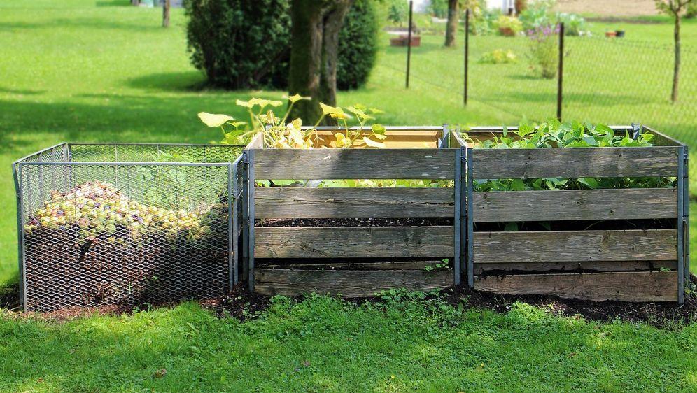 Kompost umsetzen: Wertvolle Tipps - Bildquelle: Pixabay.com