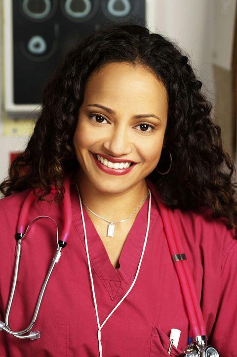 (1. Staffel) - Als erfahrene Krankenschwester meistert Carla Espinosa (Judy Reyes) den Krankenhausalltag ruhig und besonnen ... - Bildquelle: Touchstone Television