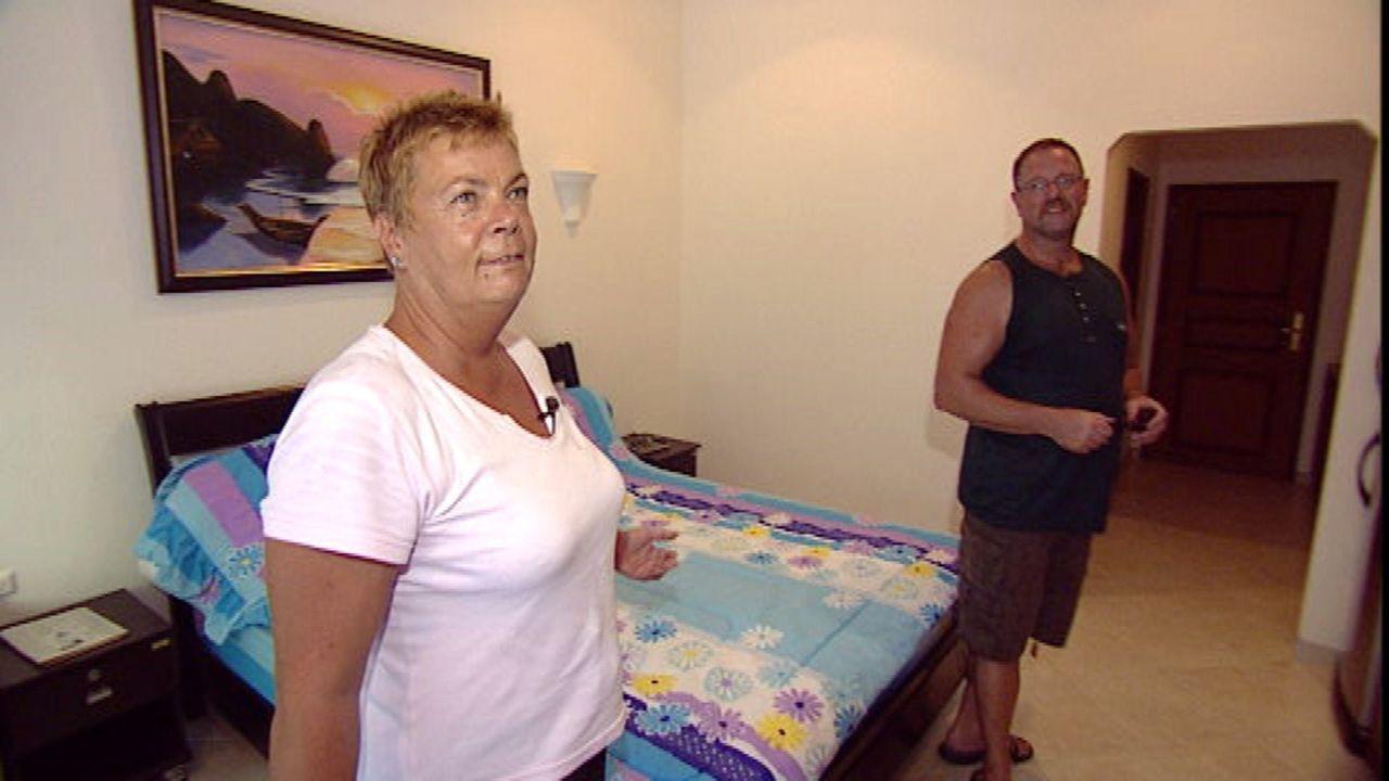 """Ein Stückchen deutsche Heimat in Pattaya mitten in Thailand: Der Wohnkomplex """"View Talay Residence"""" umfasst 80 Eigentumswohnungen auf sieben Stockwe... - Bildquelle: SAT.1"""