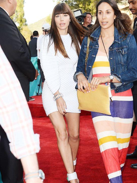 mtv-movie-awards-jessica-biel-12-06-03-getty-AFP - Bildquelle: getty-AFP