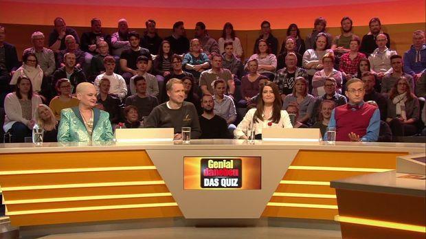 Genial Daneben - Das Quiz - Genial Daneben - Das Quiz - Fragesteller Gegen Das Promi-panel - Wer Führt Wen In Die Irre?
