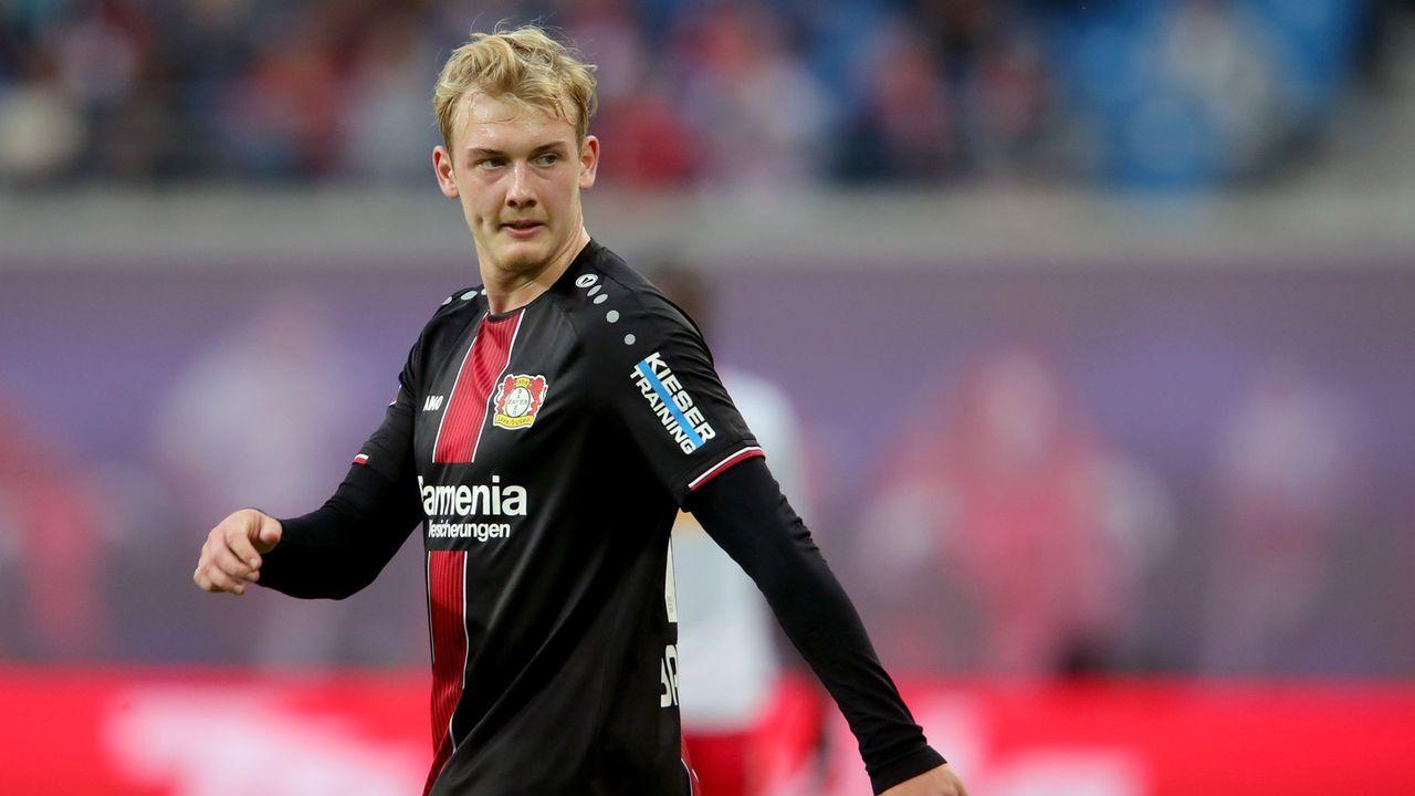 Julian Brandt (Bayer Leverkusen) - Bildquelle: Getty