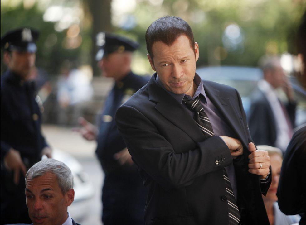 Eine Serie von sexuellen Übergriffen erschüttert New York. Die einzige Spur die Danny Reagan (Donnie Wahlberg) hat, führt ihn ausgerechnet zum stell... - Bildquelle: 2010 CBS Broadcasting Inc. All Rights Reserved