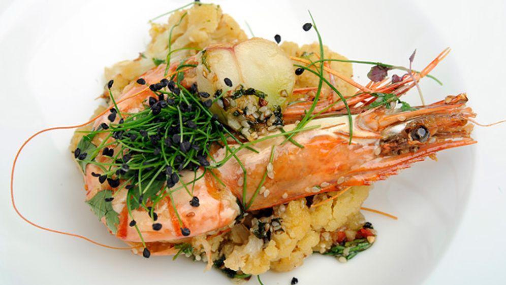 Honig-Blumenkohl-Salat