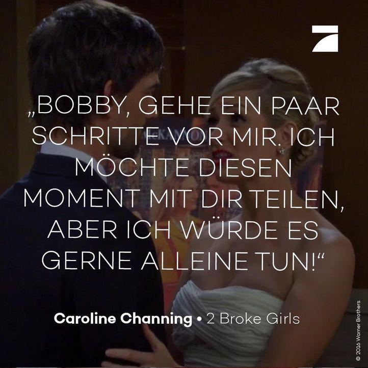Caroline Staffel 6 Episode 22 - Bildquelle: Warner Bros. Television