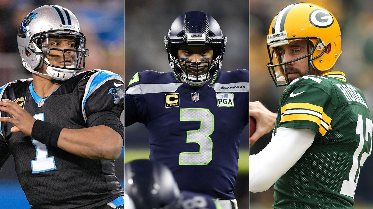 NFL-Umfrage: So denken die Defense-Spieler über Tom Brady, Aaron Rodgers und Co. - Bildquelle: Getty Images