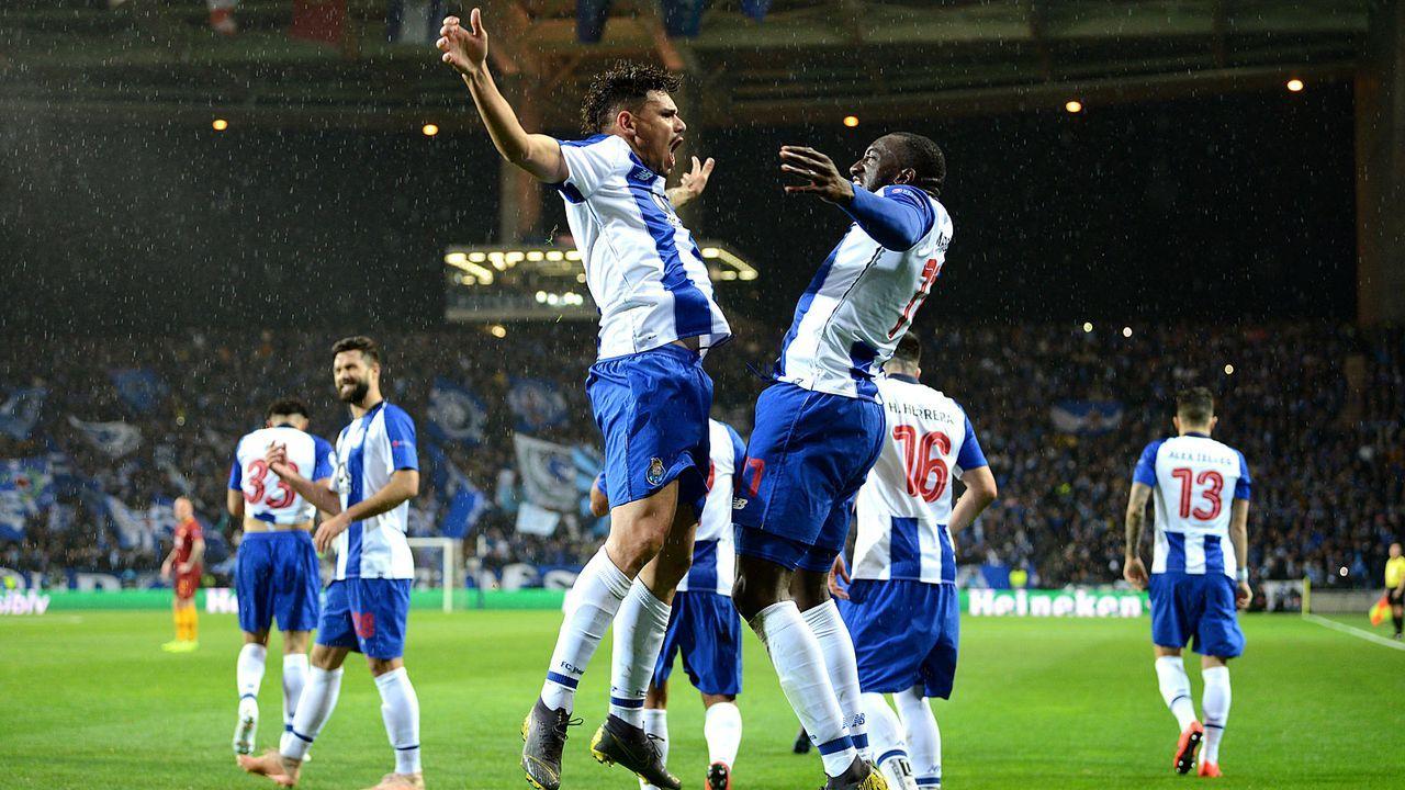 Platz 8: FC Porto - Bildquelle: 2019 Getty Images