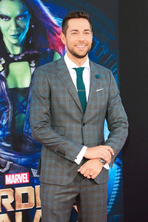 Guardians-of-the-Galaxy-Zachary-Levi-14-07-21-dpa - Bildquelle: dpa