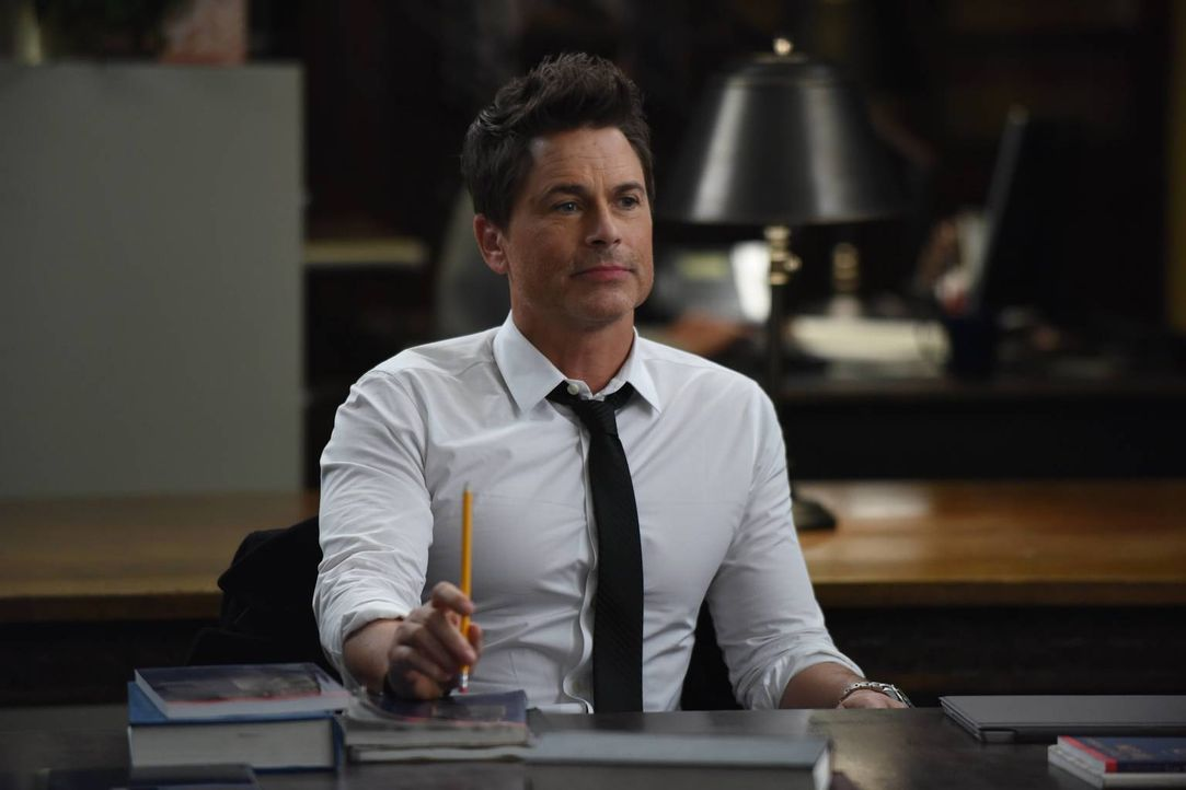 Will sich ganz seinem Jura-Studium widmen: Dean (Rob Lowe) ... - Bildquelle: 2015-2016 Fox and its related entities.  All rights reserved.