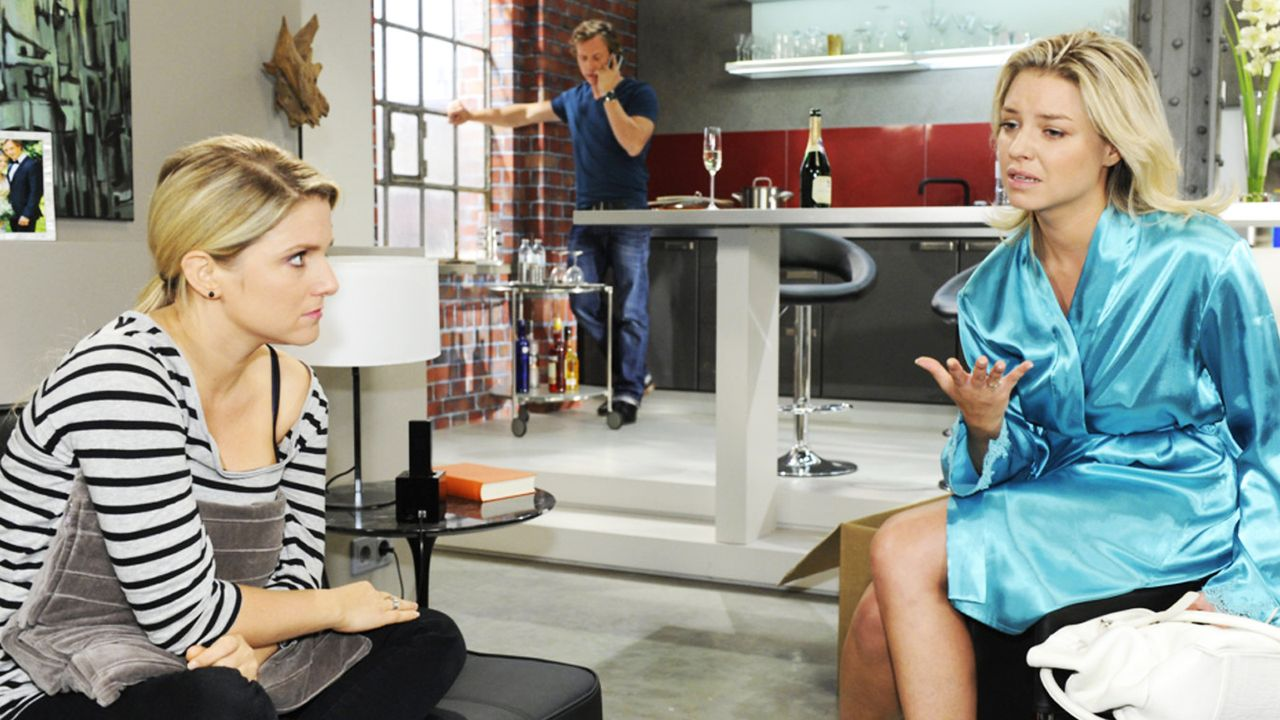 Anna-und-die-Liebe-Folge-812-04-Sat1-Claudius-Pflug - Bildquelle: SAT.1/Claudius Pflug