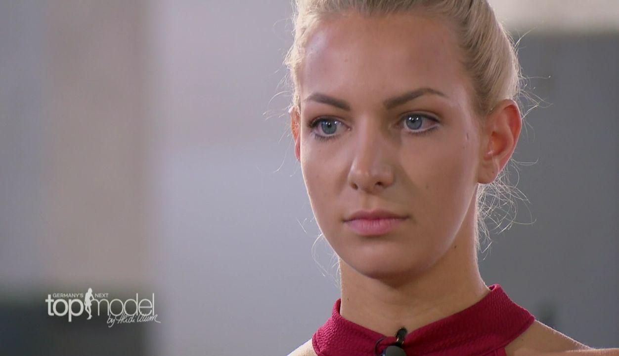 GNTM-S12-Sendung01-Casting-Muenchen19 - Bildquelle: ProSieben