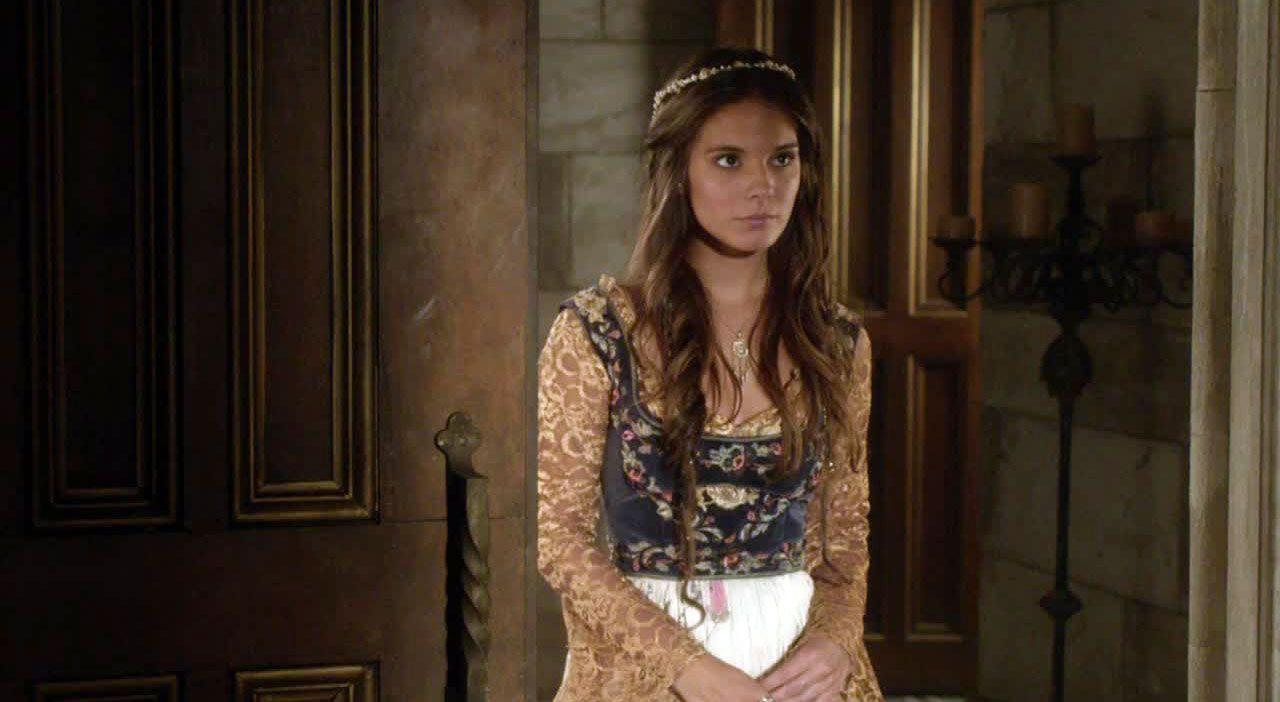 Kenna trifft den König - Bildquelle: 2014 The CW Network. All Rights Reserved.