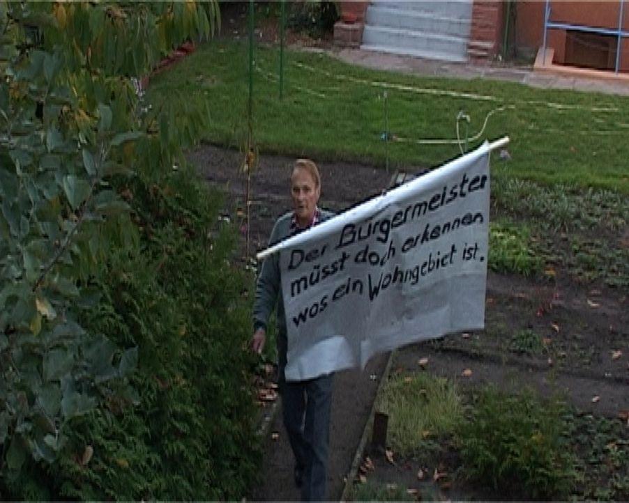 Nachbar gegen Nachbar - Krieg am Gartenzaun ... - Bildquelle: SAT.1