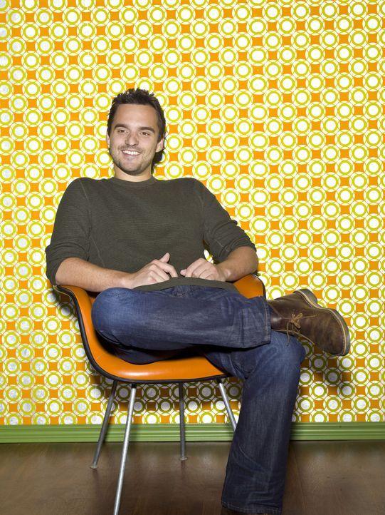 (1. Staffel) - Nick (Jake M. Johnson) ist einer der neuen Mitbewohner von Jess und der bodenständigste von allen. Er hatte große Pläne für sein Lebe... - Bildquelle: 20th Century Fox