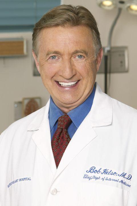 (5. Staffel) - Chefarzt Dr. Bob Kelso (Ken Jenkins) fordert von seinen Leuten stets totalen Einsatz ... - Bildquelle: Touchstone Television