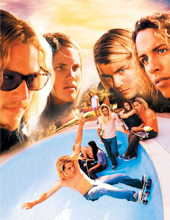 DOGTOWN BOYS - Artwork - Bildquelle: 2005 Columbia Pictures Industries, Inc. All Rights Reserved.