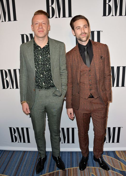 Macklemore-Ryan-Lewis-14-05-13-getty-AFP - Bildquelle: getty-AFP