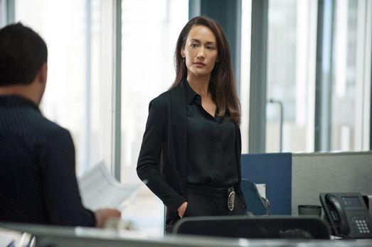 Stalker - Während der Ermittlungen in einem neuen Fall bekommt Beth (Maggie Q...