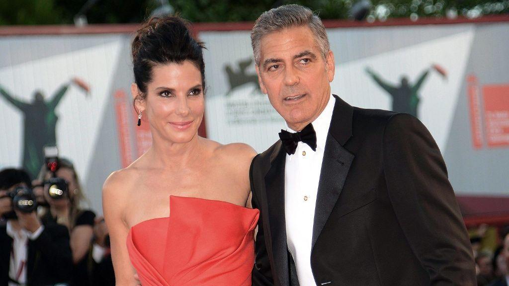 9-George-Clooney-und-Sandra-Bullock-2013-dpa_132496 - Bildquelle: dpa