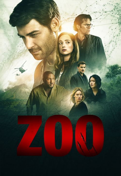 (3. Staffel) - Zoo - Artwork - Bildquelle: 2017 CBS Broadcasting, Inc. All Rights Reserved