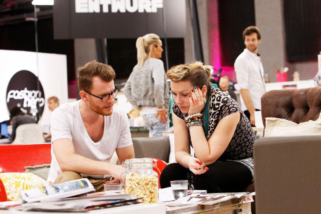 Fashion-Hero-Epi01-Atelier-06-ProSieben-Richard-Huebner - Bildquelle: ProSieben / Richard Huebner