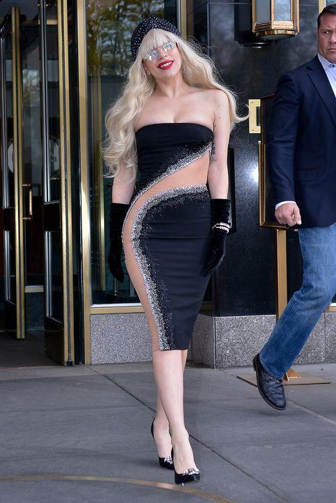 Lady Gaga - Bildquelle: TNYF/WENN.com