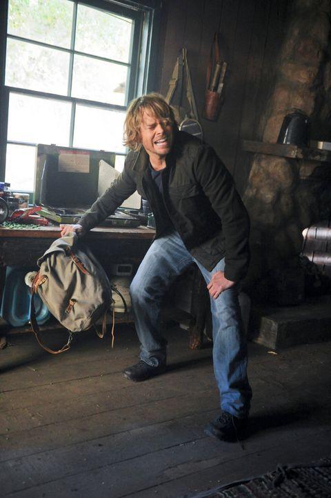 Gibt alles, um einen Mörder dingfest zu machen: Deeks (Eric Christian Olsen) ... - Bildquelle: CBS Studios Inc. All Rights Reserved.