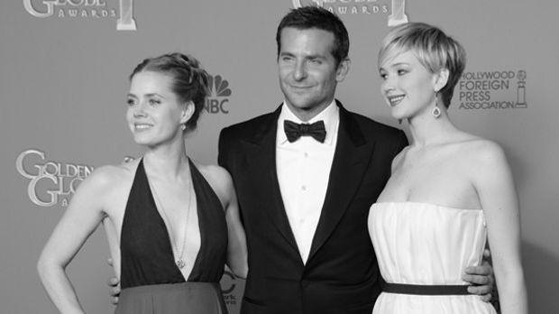 """Nominiert als Bester Film: """"American Hustle"""""""