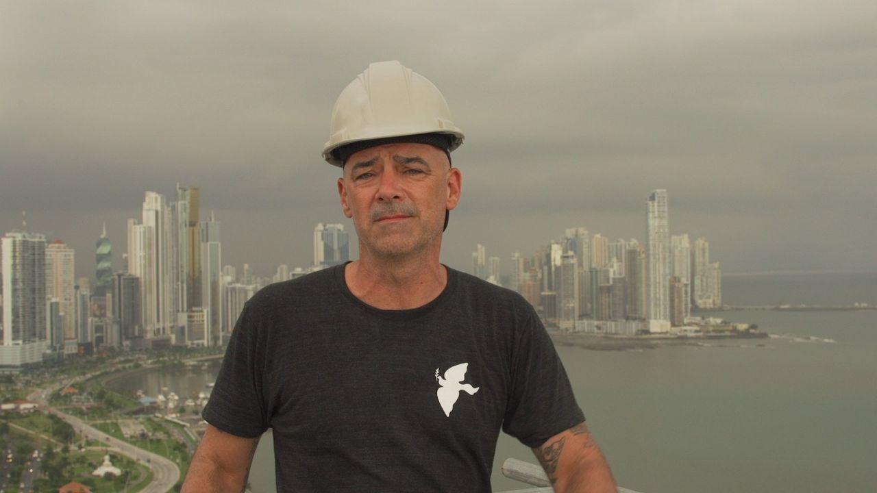 Der Unternehmer und Abenteurer Todd Carmichael liebt es, seine persönlichen und professionellen Grenzen auszureizen - immer auf der Suche nach dem a... - Bildquelle: 2015,The Travel Channel, L.L.C. All Rights Reserved