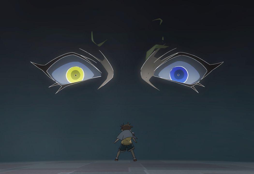 Während sich Conan und die Detektive Boys um die mysteriöse Unbekannte mit den zwei unterschiedlichen Augenfarben kümmern, ist ihnen die Organisatio... - Bildquelle: 2016 GOSHO AOYAMA / DETECTIVE CONAN COMMITTEE  All Rights Reserved