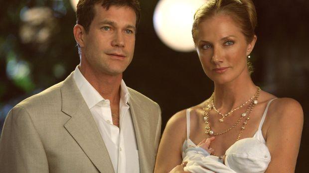 Wollen ihre Liebe durch eine erneute Heirat festigen: Sean (Dylan Walsh, l.)...