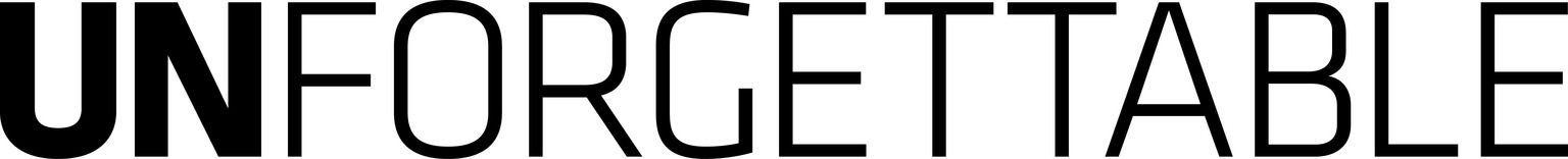 Unforgettable - UNFORGETTABLE - Logo - Bildquelle: 2014 Sony Pictures Televis...