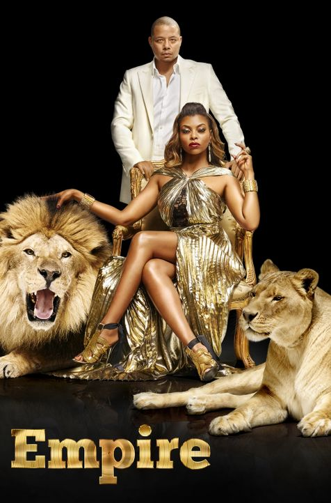 (2. Staffel) - Der Kampf um EMPIRE geht weiter: Cookie (Taraji P. Henson, r.) und Lucious (Terrence Howard, l.) ... - Bildquelle: 2015-2016 Fox and its related entities.  All rights reserved.